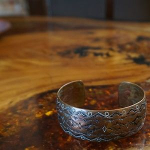 Jewelry - SALE!! 🌟Navajo Native American Cuff Gift for Her